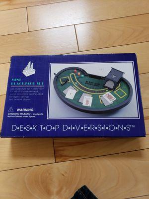 Mini Blackjack Set for Sale in Tigard, OR