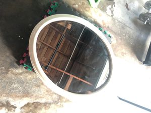 Oval mirror for Sale in La Habra, CA