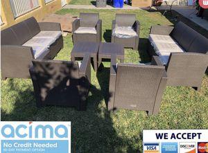 Huge patio furniture set for Sale in Riverside, CA