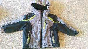 Jacket for boys size 4 gray heavy weights for Sale in Ashburn, VA