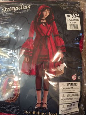 Red riding hood for Sale in Tolleson, AZ