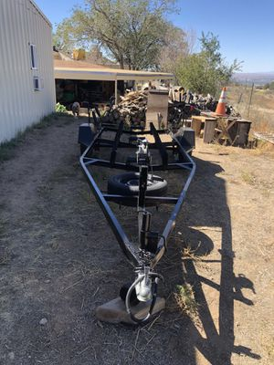 18' bass boat trailer for Sale in Albuquerque, NM