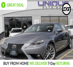 2015 Lexus IS 250 for Sale in South Ambou, NJ