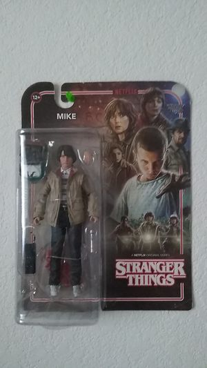 Stranger things (Mike) action figure for Sale in Antioch, CA