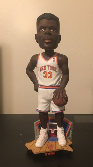 Patrick Ewing Bobble Head Forever Collectibles #211 for Sale in Lyndhurst, NJ