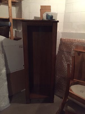 2 bookshelves solid wood with adjustable shelves for Sale in Princeton, NJ