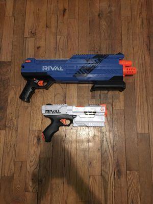 Nerf Rival gun XVIII-500 XVI-1200 for Sale in New York, NY
