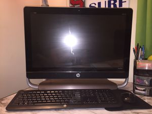 hp pc desktop for Sale in Virginia Beach, VA