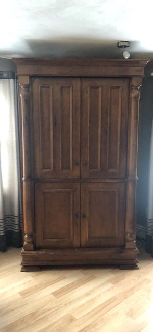 Free Entertainment Center/Armoire for Sale in Franklin, MA