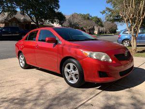 Toyota Corolla 2010 for Sale in San Antonio, TX