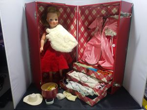 Horsman Doll with Tons of Accessories for Sale in Chillicothe, IL