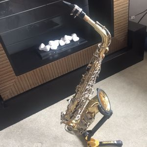 Saxophone Yamaha Alto Sax for Sale in Everett, WA