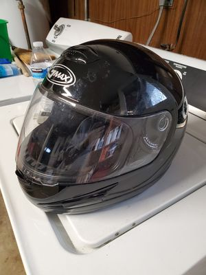Gmax motorcycle helmet for Sale in Seattle, WA