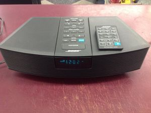PRICE IS FIRM - Bose wave radio with remote for Sale in Columbus, OH