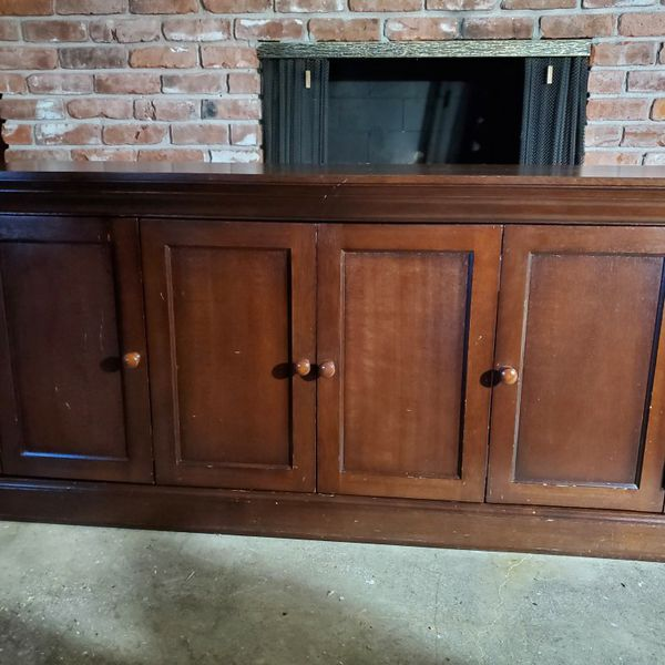 Pottery Barn TV Stand, Console with Upgrades