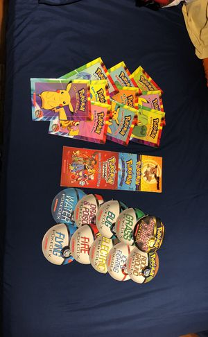 Pokemon book collection for Sale in Lemont, IL