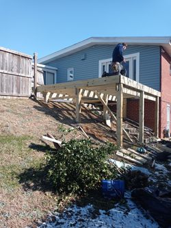 DECK DONE RIGHT for Sale in Forest Heights,  MD