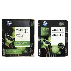 HP 934XL High Yield Ink Cartridges, Black, 2-count for Sale in Stafford, TX