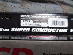 BRAND NEW MSD WIRES FOR LS ENGINES for Sale in Fort Worth, TX