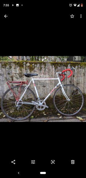 Trek 400 Series Vintage Steel Framed Road Bike for Sale in Portland, OR
