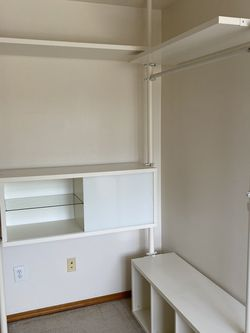Shelves For Extra Storage In Bedroom! for Sale in Seattle,  WA