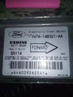 Electronic crash sensor for Sale in Minneapolis, MN