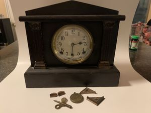 Antique Clock - Sessions Co. Made in USA 1917 for Sale in Los Angeles, CA
