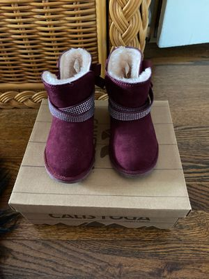 Toddler girls winter boots for Sale in Lemon Grove, CA