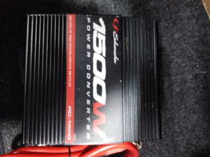 1500W power converter pc-1500 for Sale in Spring, TX
