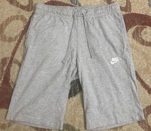 Grey Nike Sweatshorts for Sale in West Springfield, MA