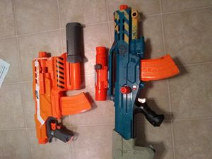 Working Nerf guns bundle for Sale in Manteca, CA