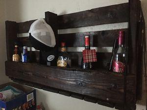 Wine Rack bar holder for Sale in Turlock, CA