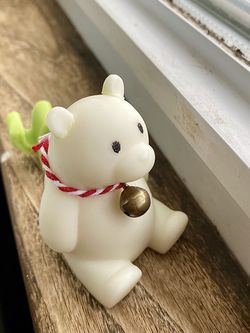 Shy Candle: Cute Polar Bear Soy Candle (melting Or Pillar Candle) for Sale in Cranford,  NJ