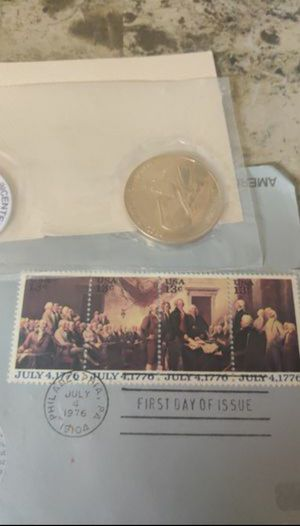 Commemorative mint coin and stamp sets for Sale in Jensen Beach, FL