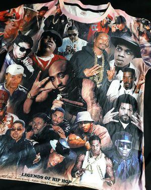 Legends of Hip-hop T-shirt for Sale in Melbourne, FL