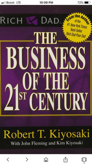 Business of the 21st century book for Sale in Newark, NJ