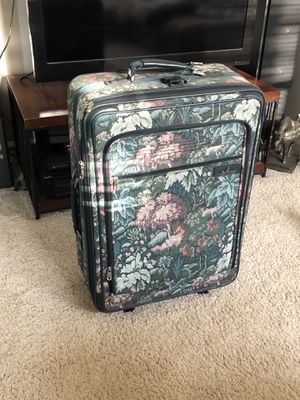 Vintage Atlantic luggage set for Sale in Aurora, IL