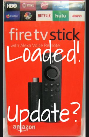 Amazon Fire TV Stick (Ready 2 Go) for Sale in San Diego, CA
