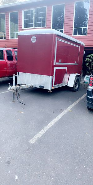 TRAILER $3,500 O.B.O for Sale in Happy Valley, OR