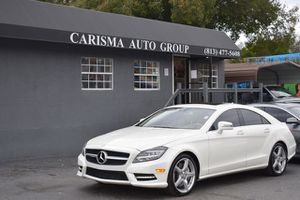 2014 Mercedes-Benz CLS-Class for Sale in Tampa, FL
