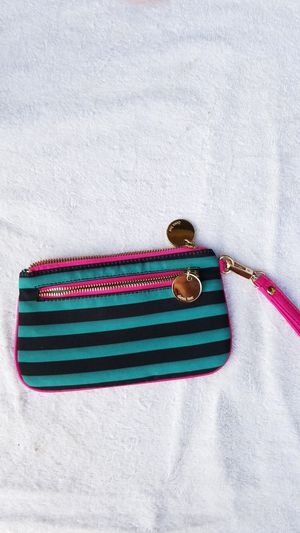 Deux Lux Clutch/Cosmetic Bag for Sale in Manteca, CA
