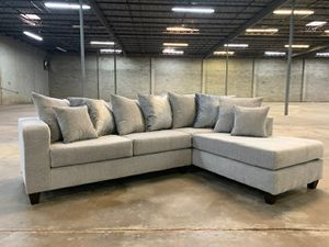 New Grey Sectional Sofa for Sale in Austin, TX