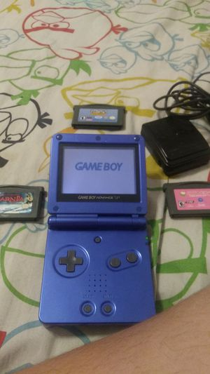 Negotiable Sims 2 double deluxe and apartment life gameboy advance sp 3 gb games for Sale in Lodi, CA