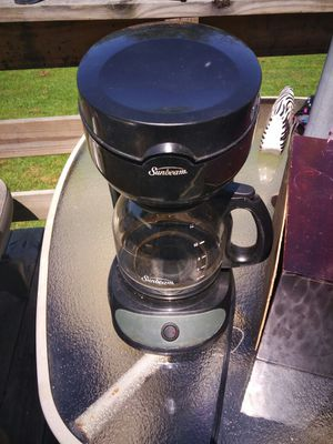 12 cup coffee maker for Sale in Walland, TN