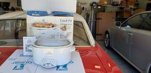 Rival 6 qt. Crock Pot, like new! for Sale in Yorba Linda, CA