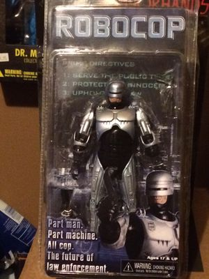 Neca Robocop 7 inch action figure 1 for Sale in Cambridge, MA
