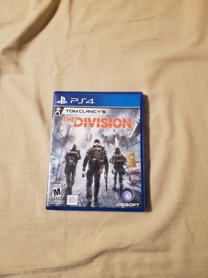 The division for ps4 for Sale in Las Vegas, NV