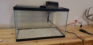 10 gallon aquarium. Really good condition for Sale in Austin, TX