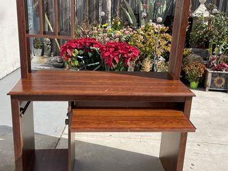Natural Wood Desk for Sale in Newport Beach,  CA