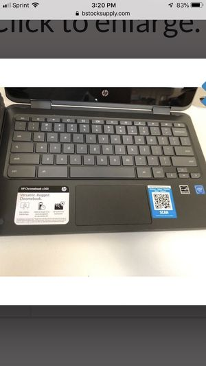 5 HP Chromebook Laptops for Sale in Florissant, MO